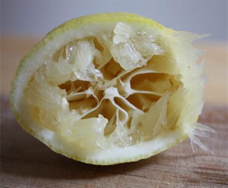 … я был весь, как выжатый лимон